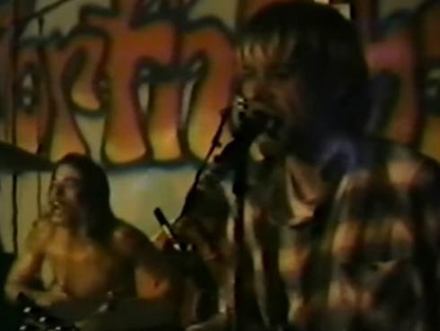 Recuerda el primer concierto de Dave Grohl junto a Nirvana ¡Hace 26 años! [VIDEOS]