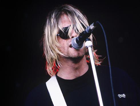 Nirvana: Encuentran cheque con las regalías que recibía Kurt Cobain