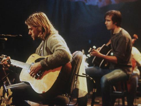 Nirvana: publican videos del mítico concierto del 'Live and loud' en plataforma digital