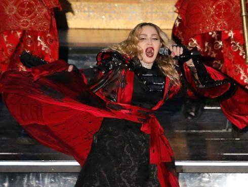 El estilo de la hija de Madonna que asemeja a su madre