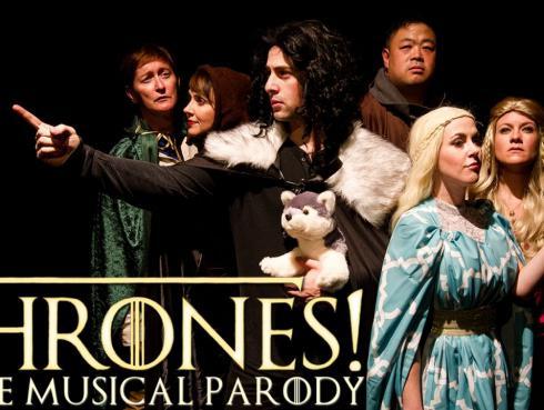 No verás 'Game of Thrones' con lo mismos ojos después de ver este musical