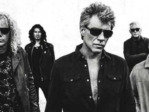 Bon Jovi anunció nueva gira en el 2018