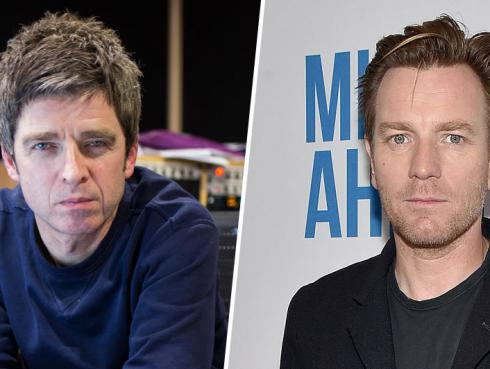 Cuando Noel Gallagher peleó contra 'Obi Wan Kenobi' [VIDEO]