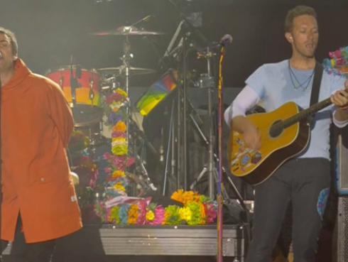 Coldplay y Liam Gallagher, unidos en homenaje por las víctimas del atentado de Manchester