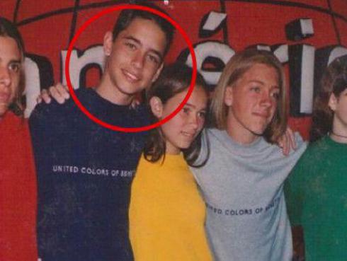 Mira como luce Matías de Parchis ¡18 años después!