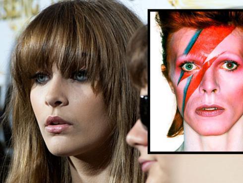 Paris Jackson sorprende con radical cambio de look a lo David Bowie [FOTOS]