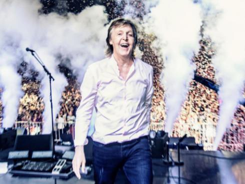 Paul McCartney, 75 años de una leyenda