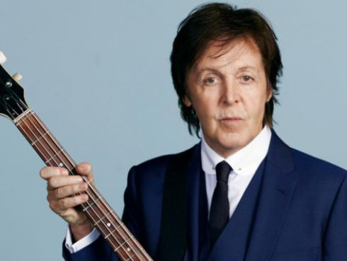 ¡Paul McCartney alista nuevo disco!