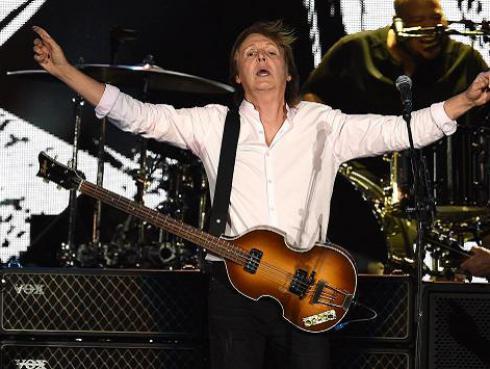 Paul McCartney anunció conciertos en Canadá