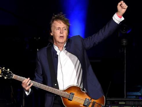 Paul McCartney de vacaciones en Ibiza