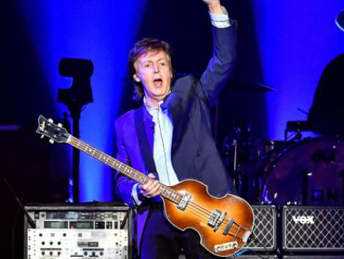 Paul McCartney en guerra con Sony por música de The Beatles
