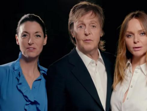 Paul McCartney le pide al mundo un día sin carne [VIDEO]