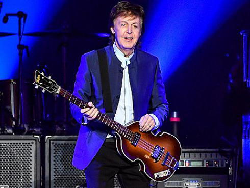 Paul McCartney se viene con boxset de lujo de 'Flowers in the dirt'