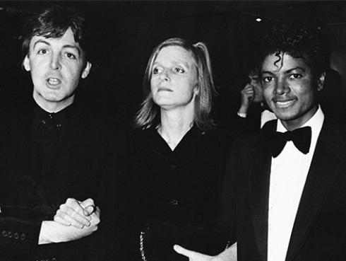 Paul McCartney y Michael Jackson: una amistad con un final amargo