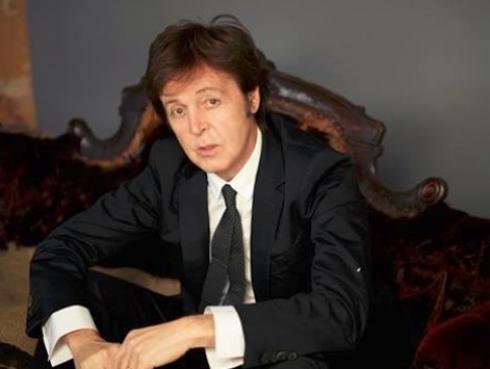 Paul McCartney encabeza lista de músicos con más dinero del Reino Unido
