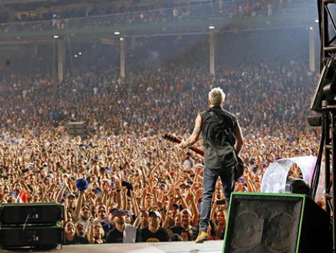 Pearl Jam: fanáticos podrán disfrutar de show audiovisual de su nuevo disco