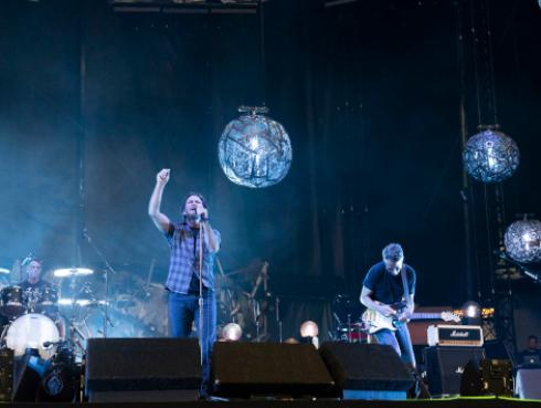 Pearl Jam felicita a Brandi Carlile por su primer Grammy con emotivo mensaje [FOTO]