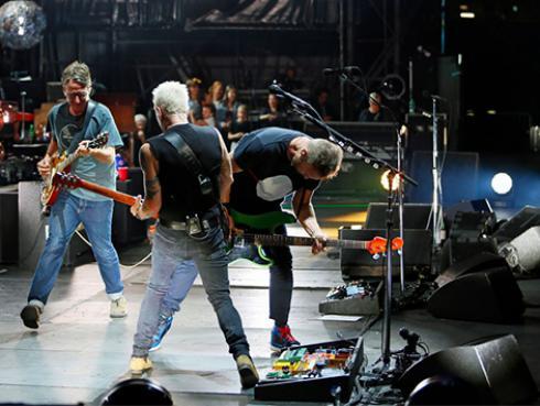 Pearl Jam tendrá europea en 2020 junto a Pixies
