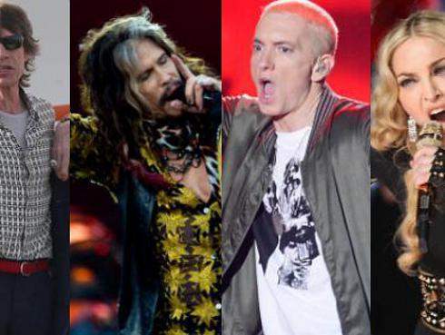 Conoce los pedidos más locos de famosos cantantes en sus conciertos