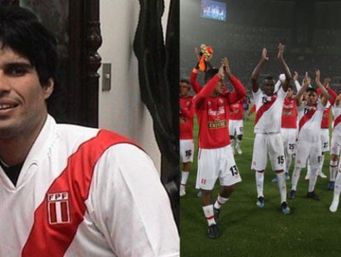 Pedro Suárez Vértiz mostró su emoción por gran apoyo a selección peruana [VIDEO]