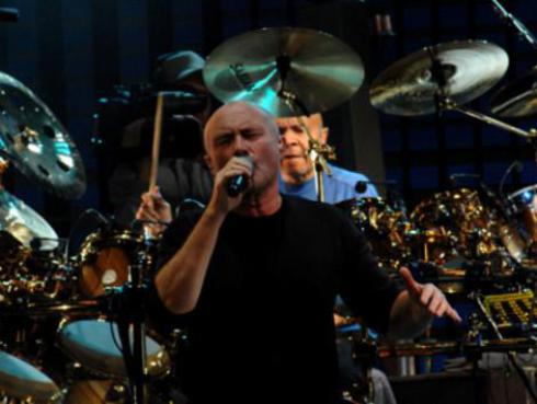 Las 5 mejores canciones de Phil Collins en Genesis