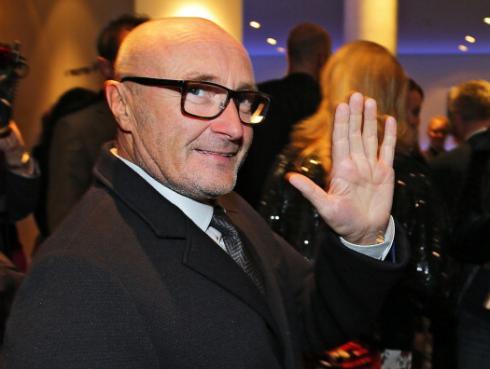 ¡Phil Collins regresa el 2017 con su gira 'Not dead yet'!