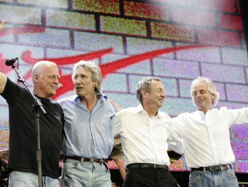 ¡Pink Floyd se reúne por una buena causa!