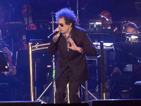 Premios Gardel: 'Cargar la suerte' de Andrés Calamaro ganó como Mejor Álbum de Rock