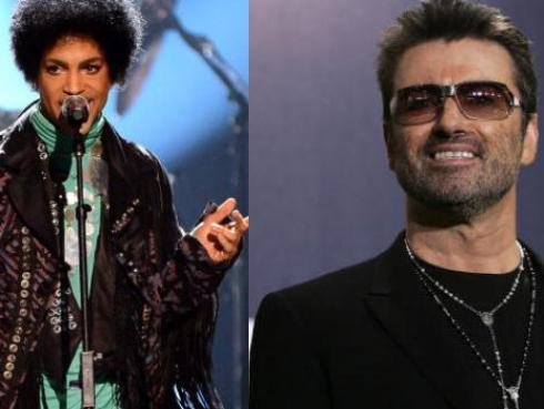 Prince y George Michael tendrán homenaje en los Grammy 2017