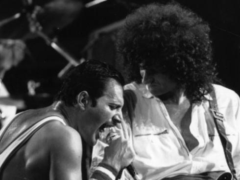 Brian May, guitarrista de Queen, detalló cómo fueron los últimos meses de vida de Freddie Mercury
