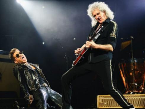 Adam Lambert se sintió aterrado en las primeras presentaciones con Queen [VIDEOS]