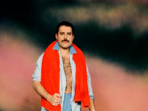 ¡Maestro! Freddie Mercury cantando 'Don't Stop Me Now' a capela [VIDEO]