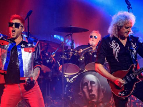 Queen recordó a Freddie Mercury dedicándole una canción