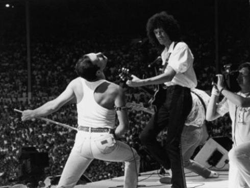 Queen: Brian May asegura que la banda nunca tocará con un imitador de Freddie Mercury