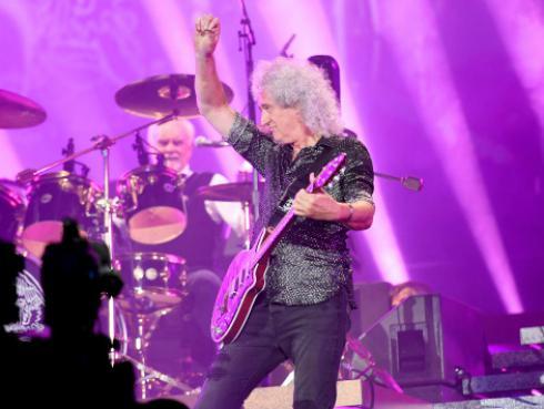 Queen: Brian May explica su inesperada reacción con un camarógrafo que no dejaba de seguirlo