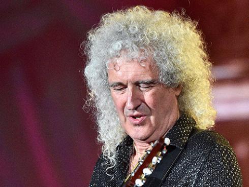 Queen: Brian May muestra sus técnicas de tocar la guitarra en sus días de cuarentena