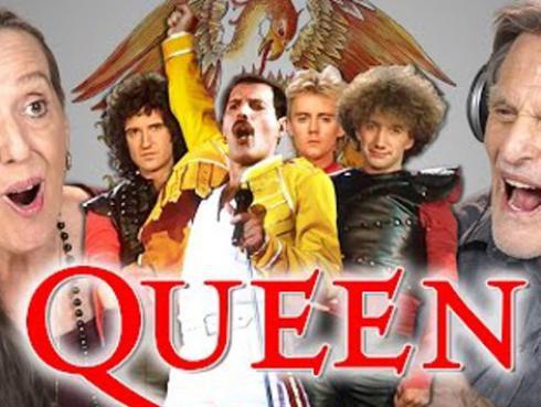 ¿Cómo reaccionan los mayores de 50 años cuando escuchan a Queen?