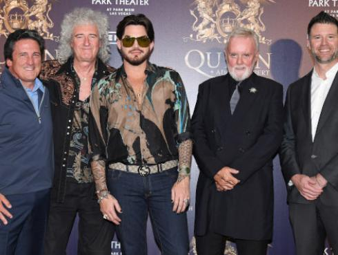 Queen celebra su nominación a los American Music Awards 2019