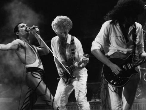 Queen, una de las míticas bandas sin Grammy