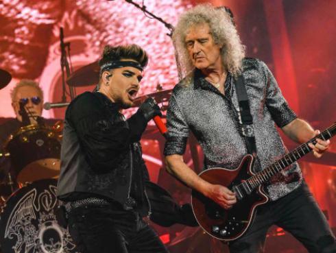 Queen volvió a tocar el setlist del Live Aid de 1985
