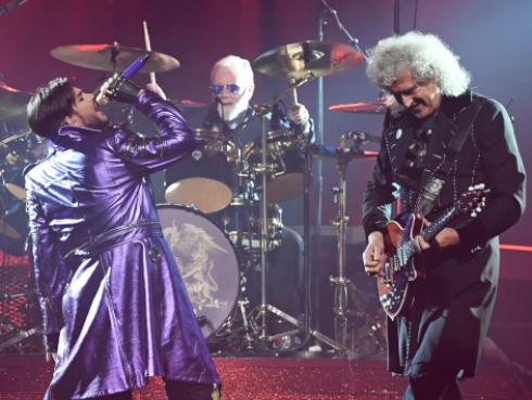 Queen y Adam Lambert anuncian el estreno del documental 'The show must go on'