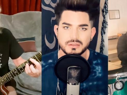 Queen y Adam Lambert estrenaron 'You are the champions'