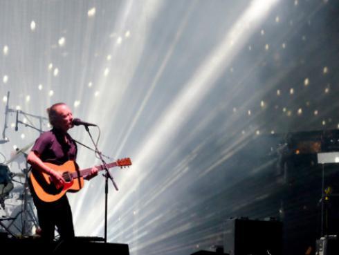 ¡Es oficial! Radiohead tocará el 17 de abril en el estadio Nacional