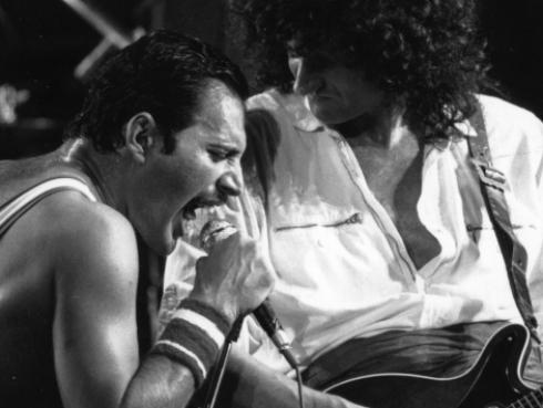 Rami Malek contó cómo fue interpretar a Freddie Mercury