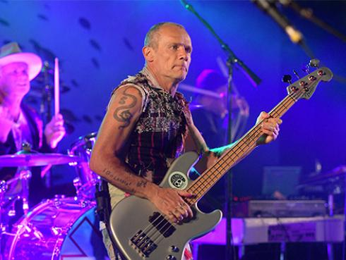 Red Hot Chili Peppers: Flea realizará tour para promocionar su libro autobiográfico