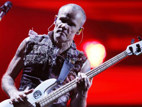 Red Hot Chili Peppers: Flea se casó con la diseñadora Melody Ehsani