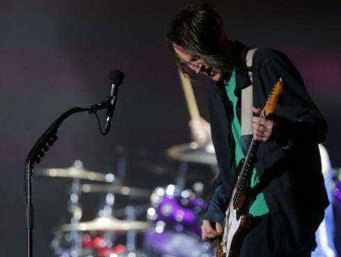 Red Hot Chili Peppers: John Frusciante volvió a tocar con la banda después de 13 años