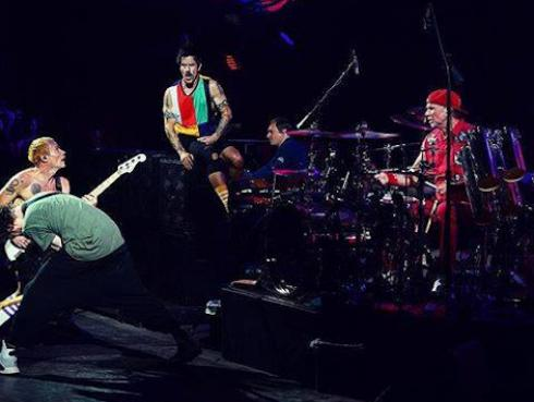 Red Hot Chili Peppers podría regresar a Sudamérica en el 2020