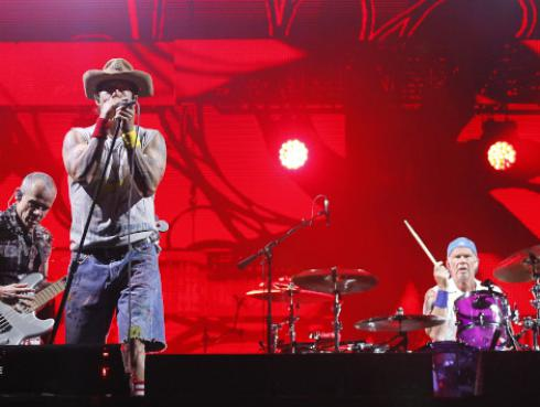 Red Hot Chili Peppers tuvo exitosa presentación en el festival Rock in Rio 2019