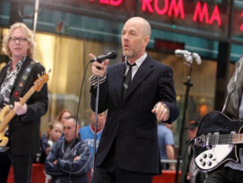 R.E.M. tocó hace 37 años sin saber que serían una banda